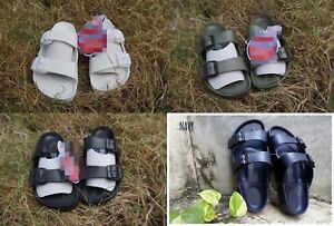 RED APPLE BRAND SHOES Unisex Vintage Sandals Shoes Made in Thailand Free ship.
