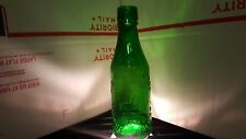 vintage Theo's Berry & Company LTD trade Morehead Brewery green glass