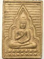 LAP27 Walking Buddha Amulet Pendant From Thailand