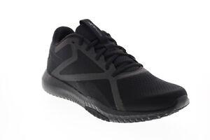 Reebok Flexagon Force 2.0 FX0158 Mens Black Athletic Cross Training Shoes