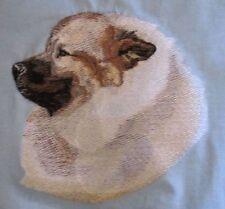 Embroidered Sweatshirt - Keeshond Bt3591 Sizes S - Xxl
