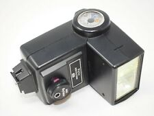Vivitar 283 Flash + Case/Sync Cord/Instructions