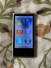 Apple iPod Nano 7th Generation Black (16 GB) - USED (Please Read)
