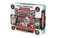 2020 Panini Contenders Football Factory Sealed Hobby Box NFL BURROW HERBERT