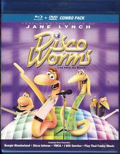 DISCO WORMS (BLU-RAY+DVD COMBO) (BILINGUAL) (BLU-RAY) (BLU-RAY)