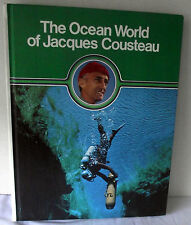Ocean World Jacques Cousteau Challenges of Sea Vol 18 FP 1973 Underwater Fish