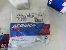 GM Part#22048212 AC Delco Air Pump Check Valve
