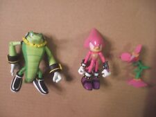 Espio Vector Sonic the Hedgehog Action Figure Toy Chaotix Pack Set Comic Book