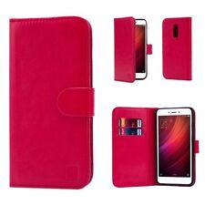 Étuis, housses et coques etuis portefeuilles rouge simples pour téléphone mobile et assistant personnel (PDA)