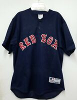 Boston Red Sox #55 Game Used Worn Jersey - Not Sure of Year
