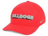 Georgia Bulldogs Nike NCAA Local DNA Verbiage Swoosh Flex Cap - NWT One Size Hat