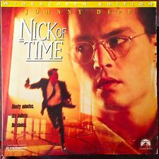 Nick Of Time - Widescreen Laserdisc Buy 6 for free shipping