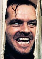 THE SHINING Movie PHOTO Print POSTER Textless Film Art Jack Nicholson Kubrick 01