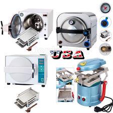 Dental Autoclave Steam Sterilizer Medical Sterilization Vacuum Forming Machine