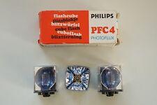 PHILIPS PFC4 Blitzwürfel Flashcube originalverpackt NEU / Lagerspuren D/GB