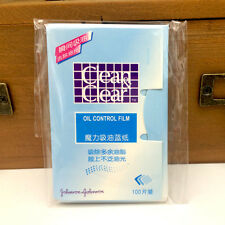 250 Sheets Clean And Clear Blotting Oil Control Absorbing Facial Paper Wipe 6v