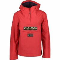 Napapijri Thin Rainforest Jacket Red