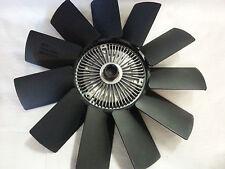 BMW 323i 325i 328i 525i Engine Cooling Fan Clutch With Fan Blade 420MM MTC