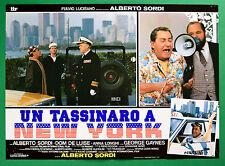 T17 FOTOBUSTA UN TASSINARO A NEW YORK ALBERTO SORDI DOM DE LUISE ANNA LONGHI 4