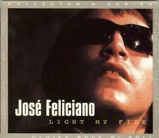 JOS' FELICIANO - LIGHT MY FIRE - CD - NEW - SEALED