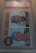 1968 Topps Milton Bradley Nolan Ryan #177 Baseball Card PSA 4MC