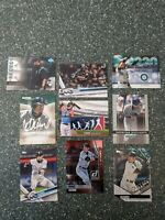 SUPER 🌟 Ichiro of Seattle Mariners 9 lot: led by Players Weekend Auth. Patch/RC