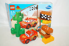 LEGO DUPLO 5813 Disney Cars Lightning Mc Queen