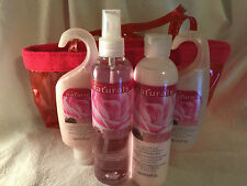 AVON Naturals 'Cocoa & Rose' Body Spray, Shower Gels, Body Lotion & Bag!