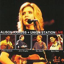 Alison Krauss Union Station - Alison Kraus  Union Station Live [CD]