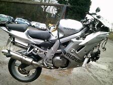 Suzuki SV1000S 2005 Breaking