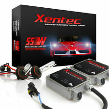 H1 HID Kit Xenon light 55W 2Ballasts 2Bulbs 6000K 5000K 8000K 10000K 30000K