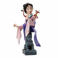 Grand Jester Mulan - NEW - Limited Edition 3000 - Disney Bust