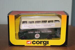 CORGI CLASSICS 1:64 ROUTEMASTER BUS - DAVID COOPER TIMBERCRAFT