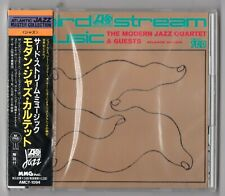 The Modern Jazz Quartet CD THIRD STREAM MUSIC 1992 Japan OBI NEU OVP MINT SEALED
