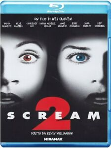 Blu-Ray Scream 2 ......NUOVO