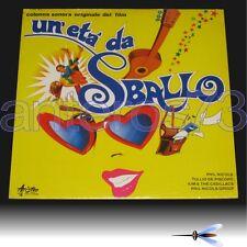 UN'ETA' DA SBALLO RARE LP OST SEALED FUNK DISCO - TULLIO DE PISCOPO
