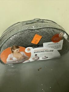 Ergobaby Natural Curve Nursing Pillow Grey New Free Shipping