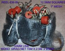 Fish Scaler Bag 20mm Squares Top Rope Suitable for Whiting D6164