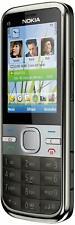 NEW CONDITION Nokia C5-00 5MP - GREY  (Unlocked) Smartphone