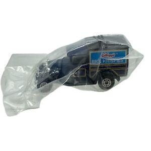 Matchbox 1/64 Rice Krispies Ford Model A Delivery Sealed in Original Bag 1979