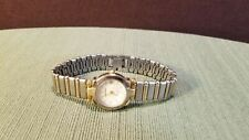 Mathey Tissot Vintage Datejust Stainless Steel Wristwatch