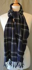 Isabel Marant Etoile Navy Plaid Scarf - Very Good Condition