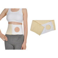Ostomy Belt Abdominal Hernia Brace Support Binder Ostomy Girdle Wrap Stoma XL