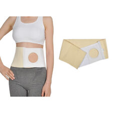 Ostomy Belt Abdominal Hernia Brace Support Binder Ostomy Girdle Wrap Stoma XL