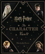 Harry Potter - The Character Vault, Jody Revenson, Very Good condition, Book