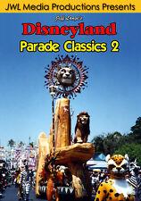 Disneyland Vintage Parade DVD Aladdin, Lion King Celebration, Hercules, Mulan