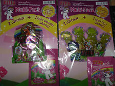 Filly Unicorn Sammel-sticker Multi-Pack/14 Tüten + 2 Baby Filly/Twilight