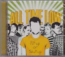 ALL TIME LOW - PUT UP OR SHUT UP - CD
