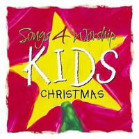 New, Songs 4 Worship: Kids Christmas by Various Artists CD, Sep-2003, Time/Life