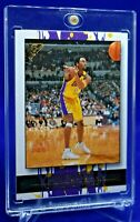 KOBE BRYANT TOPPS GALLERY ART PAINT BORDER SP RARE LOS ANGELES LAKERS